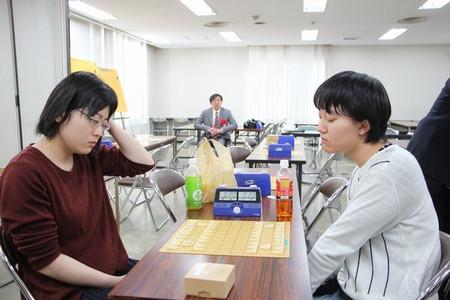 田中-野原戦