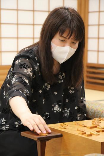 中澤沙耶女流初段