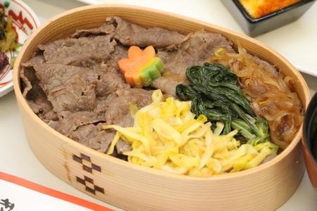 岡山県産和牛すき焼き丼