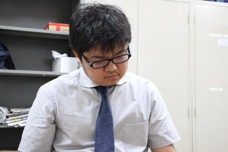 村田顕六段