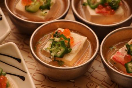 丹波黒豆豆腐